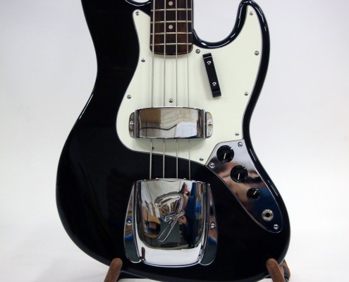 Vintage Black Bass